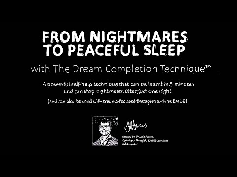 Learn how to Stop PTSD Nightmares with Dr Justin Havens