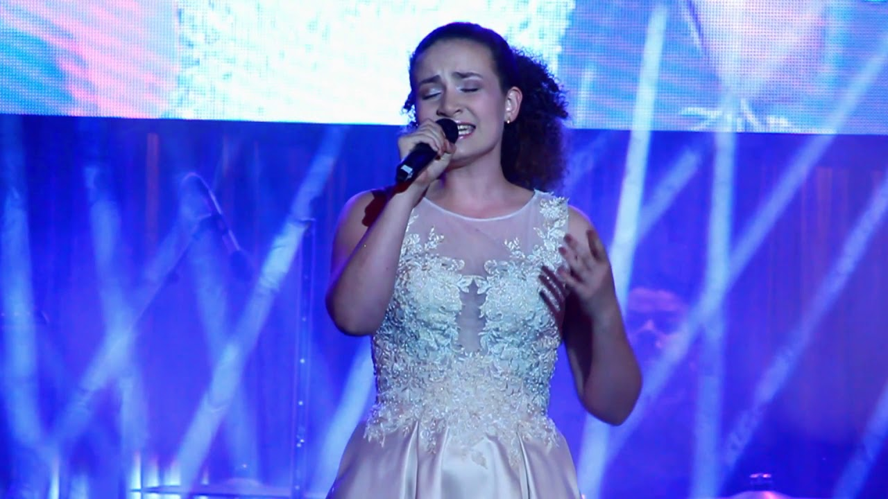 NEVER ENOUGH -Talent La Sophia - Míša Mervartová