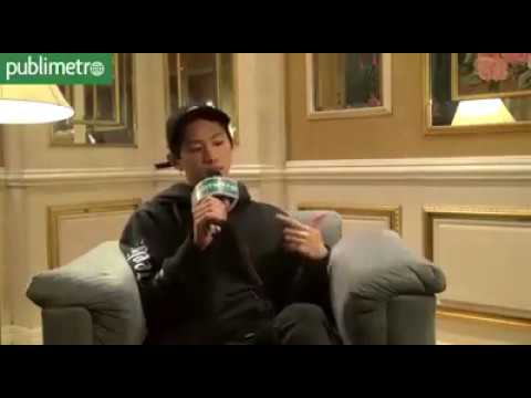 ONE OK ROCK interview in Peru (Interview by Publimetro)