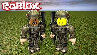 ROBLOX - LEADING THE LITTLE CLUB TO VICTORY ON THE BATTLE FIELD!!