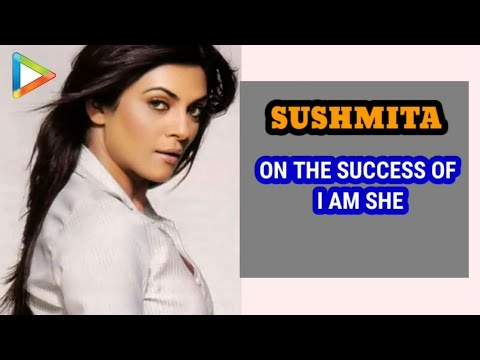 Sushmita Sen on the success of I Am She - Bollywood Hungama Exclusive Interview