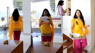 Janhvi Kapoor and Khushi Kapoor Spotted at Tirumala Guest House