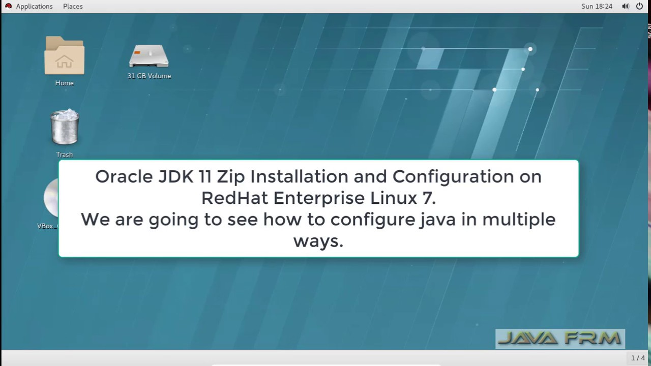 Oracle JDK 11 Zip Installation on Redhat Enterprise Linux 7 5 and enable  Java for all users in linux