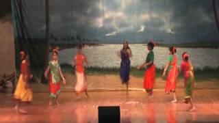 "KCS Onam Mela 09 - ""Ramayana katte"" group dance - 1990"