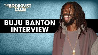 Buju Banton Talks Positivity, Spiritual Essence, Growth + More