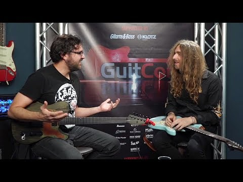 The Mindset For Instrumental Music with Nick Johnston GuitCon 2018