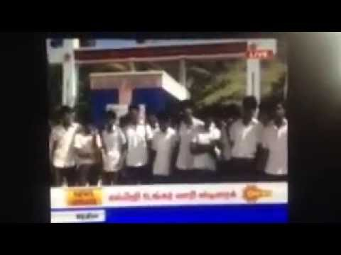 STRIKE by LOYOLA INSTITUTE OF TECHNOLOGY AND SCIENCE THOVALAI students