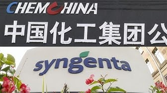 Five Things About ChemChina-Syngenta Megadeal