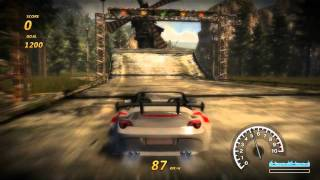 Flatout 3 Chaos and Destruction Gameplay.