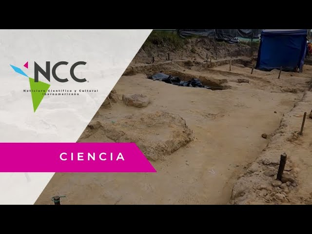 En Bogotá hallan tumbas con restos prehispánicos durante excavaciones