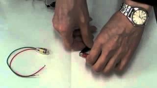 小学校理科6年(4)電気の利用 コンデンサーが電気を蓄えることができ...