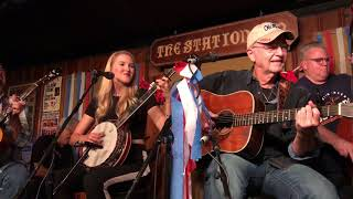 """Carl Jackson and Ashley Campbell playing """"Gentle On My Mind. at the Station Inn"""