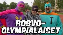 Hikisankarit: Rosvo-Olympialaiset