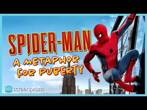 Spider-Man: A Metaphor for Puberty