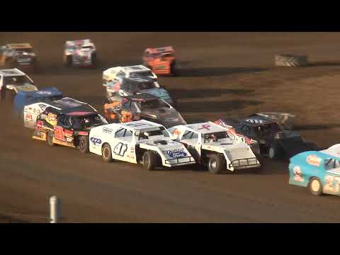 IMCA Modified Make Up feature Independence Motor Speedway 7/27/19