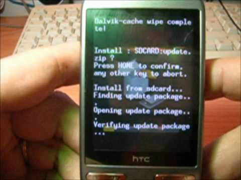 ***Guida*** Flash ROM Modaco r3 HTC Tattoo android 1.6