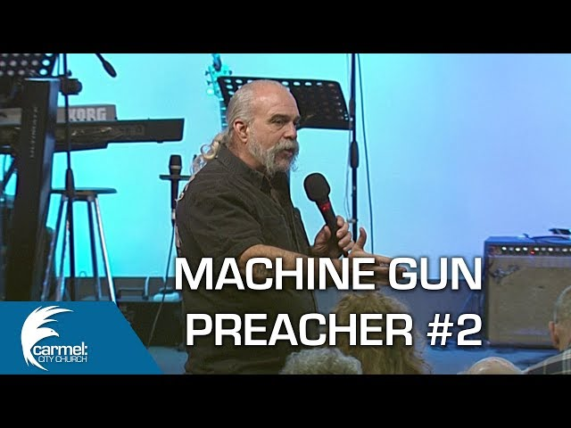 Machine Gun preacher | Sam Childers #2