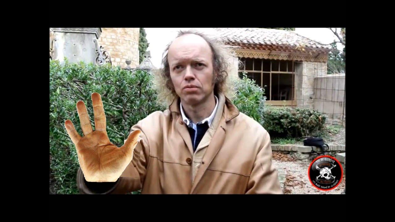 extraterrestre petit doigt