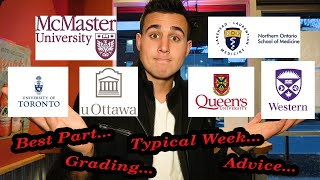 What Medical School In Ontario Is REALLY Like | Hear From REAL Medical Students | Full Interview