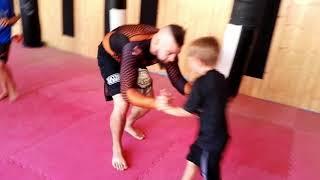 MMA Brno děti nábor září 2018 - Wiking Gold Team