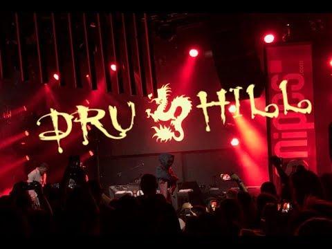 Dru Hill - Live @Frankfurt - Gibson ( Kings of RNB Vol.6 )