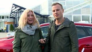 Jessica Andersson och Magnus Carlsson är redo - Spring! (TV4)