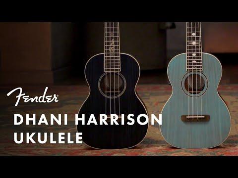 Exploring The Dhani Harrison Ukulele | Artist Signature Series | Fender