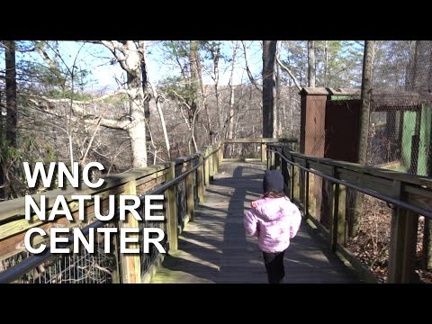 WNC NATURE CENTER Late 2016 - Asheville North Carolina
