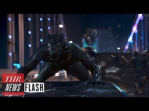 'Black Panther': Saudi Arabia's 35-Year Cinema Ban to be Broken by Film | THR News Flash