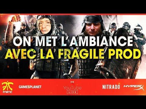 ON MET L'AMBIANCE AVEC LA FRAGILE PRODUCTION ET WHITESHARK67 !