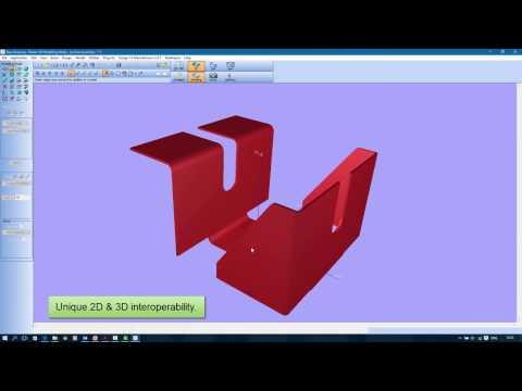 Radan3D - 3D modelling 3D-моделирование