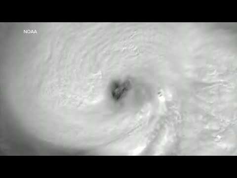 VIDEO: Hurricane Michael strengthens to dangerous Category 4   ABC7