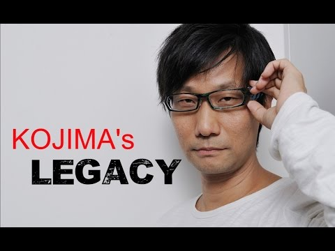 Hideo Kojima's LEGACY