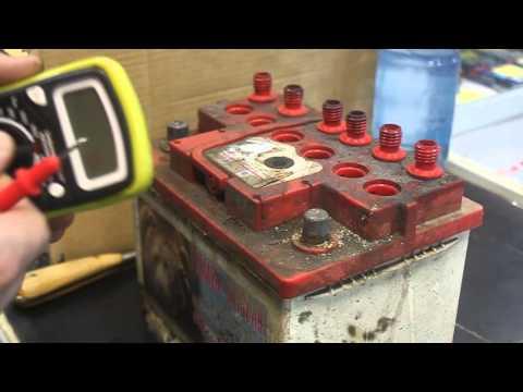 Гибридный аккумулятор Тюмень в иномарке