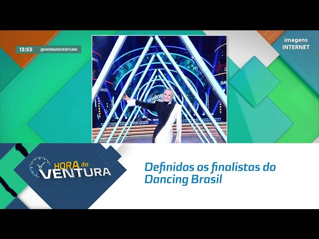 "Definidos os finalistas do ""Dancing Brasil"" com Xuxa Meneghel - Bloco 01"