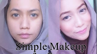 Simple Makeup for Raya / Eid Thumbnail