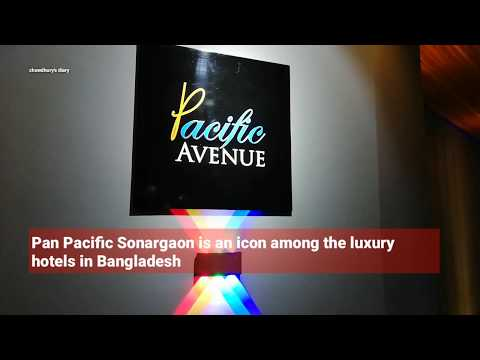 Pan Pacific Sonargaon Dhaka launched Sports Bar Pacific Avenue