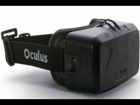 What Can You Still Do With An Oculus Rift Dk2? Unboxing & Hands On Review