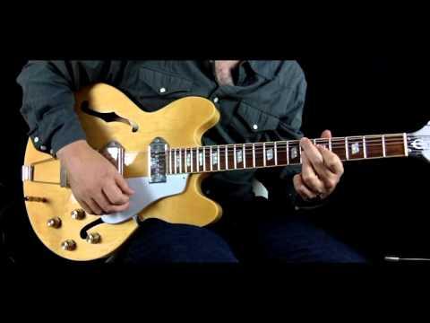 Swingin' The Blues - Lesson #1 by David Blacker