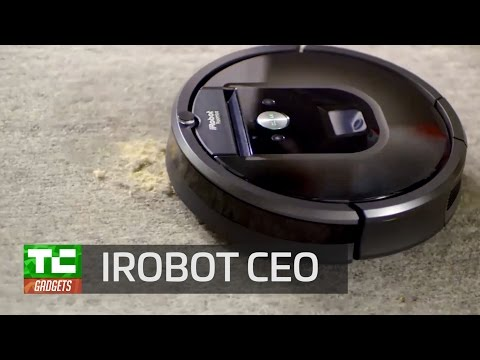 iRobot's CEO on bringing robots into the home