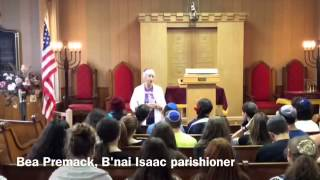 Jewish youth group visits Aberdeen synagogue