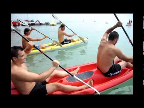 Csapatépítő tréningen az MKB-MVM Veszprém játékosai