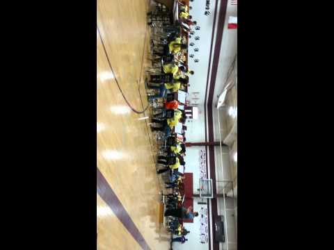 Oakwood intermediate school band 5.15.14
