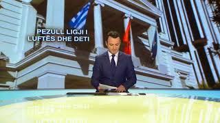 Edicioni i lajmeve i orës 20:00, 12 nëntor 2017 - Ora News