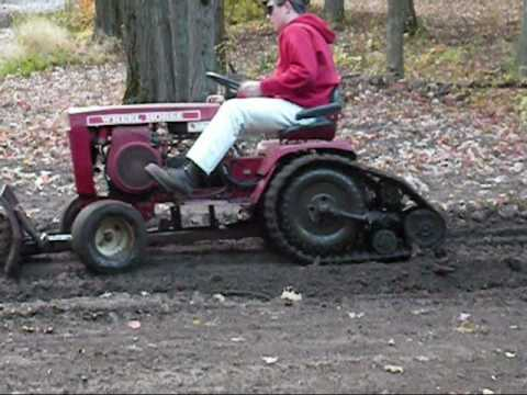 C 160 Tractor Wmv Youtube
