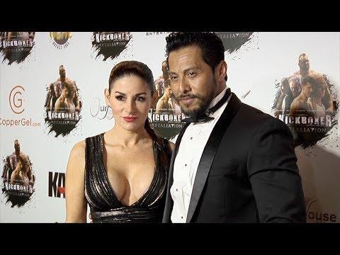 Sam Medina and Claire Seneca