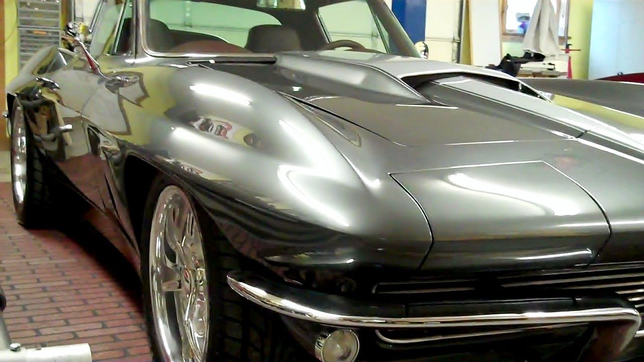 1964 Corvette Quot Lydia Quot Youtube
