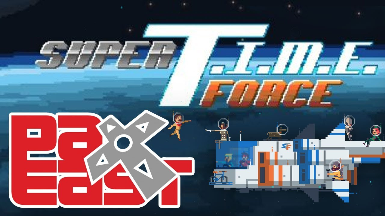 CAPY – It's Getting There » Super Time Force