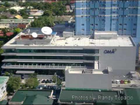 GMA Kapuso ID in the sky