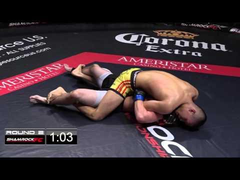 Shamrock Ambush Fight 4 Jacob Thrall Vs Steven Nguyen